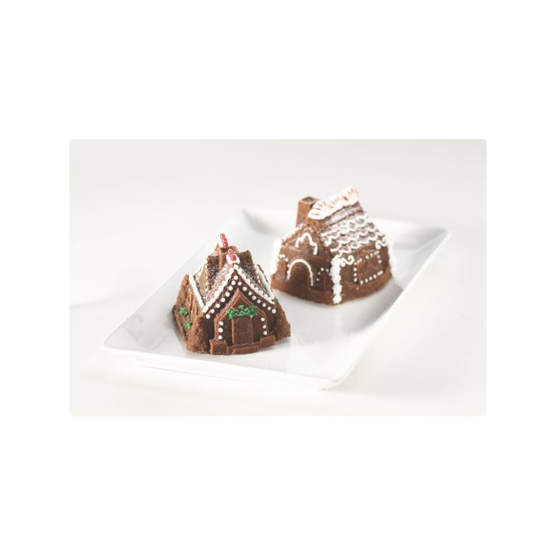 Gingerbread House Due Pan Nordic Ware