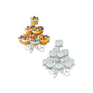 Stand de presentación para 13 cupcakes
