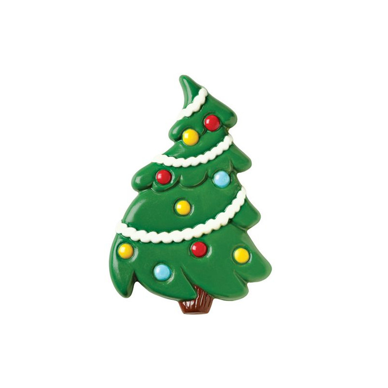 Molde bombón grande Árbol de Navidad Wilton