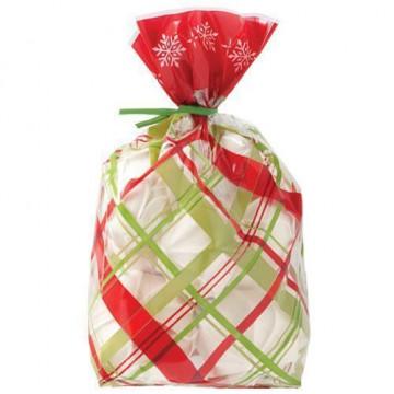 Bolsas para galletas, piruletas pack 20 unidades Cuadros Navidad