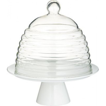Cake Stand con cúpula Sweet Does It
