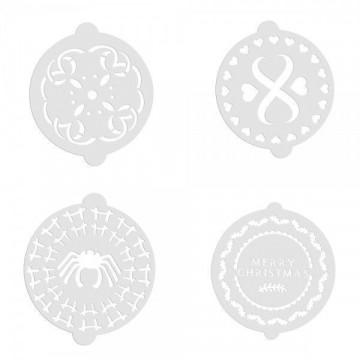 Pack de 8 Stencils varios KC