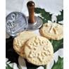 Holiday Cookie Stamps Set 3 Nordic Ware