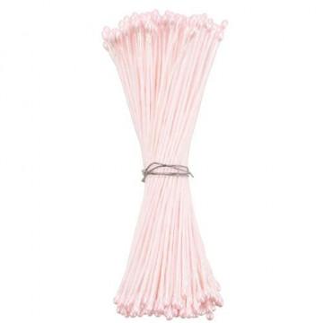 Estambre finos color rosa nacar 72 piezas Culpitt