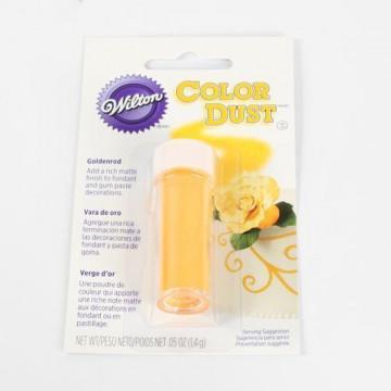 Colorante en polvo Amarillo Dorado Wilton