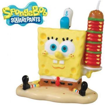 Vela de Bob esponja