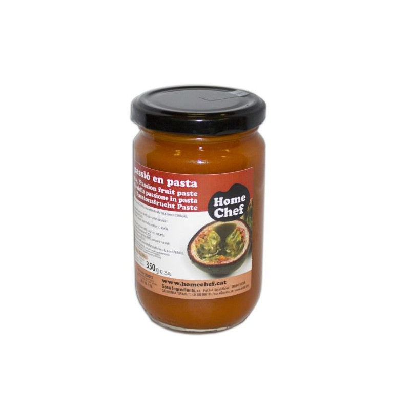 Fruta de pasión en pasta Home Chef - 350gr