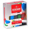 Pack 5 fondant: colores primarios Renshaw