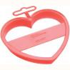 Cortante Plástico Corazón Wilton