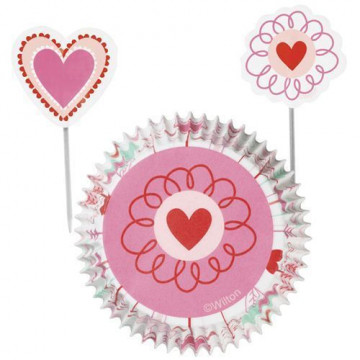 "Set para cupcakes: ""So Something Sweet"" Wilton"