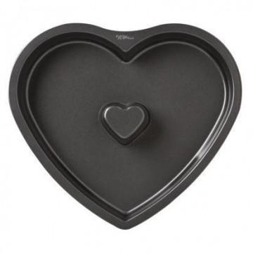 Molde corazón relleno 25 cm Wilton