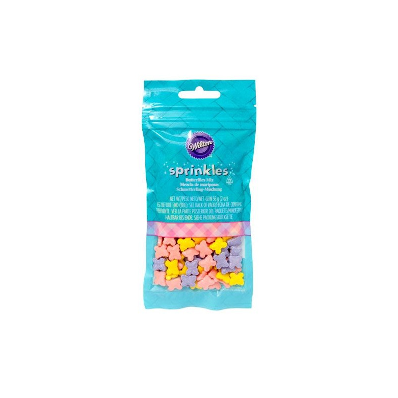 Sprinkles Flores colores Wilton [CLONE] [CLONE]