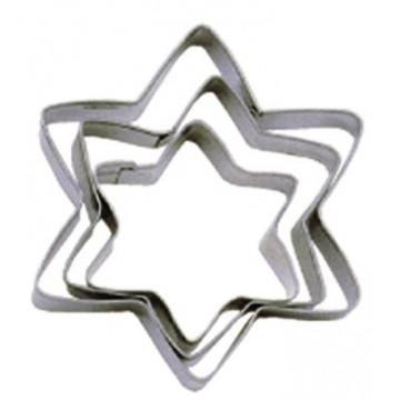 Cortante pack 3 cortantes Estrellas Tala