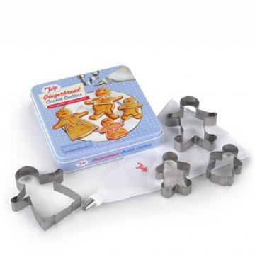 Set para hacer Galletas Gingerbread Tala