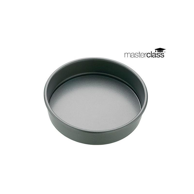 Molde bizcocho redondo base desmoldable 18cm x 5 cm Master Class