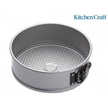 Molde redondo desmoldable 20 cm Kitchen Craft