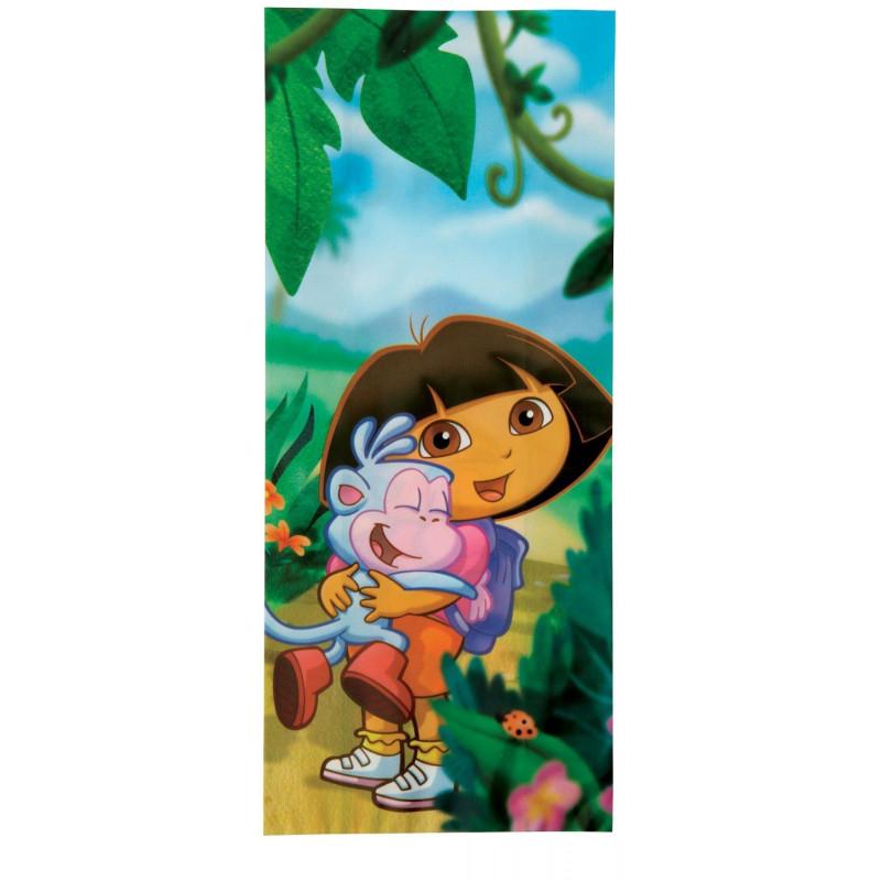 Bolsas para piruletas, galletas 25x10cm Dora la Exploradora Wilton