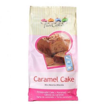 Mix de Bizcocho de Caramelo con Galleta con Toffee Funcakes 1 kg