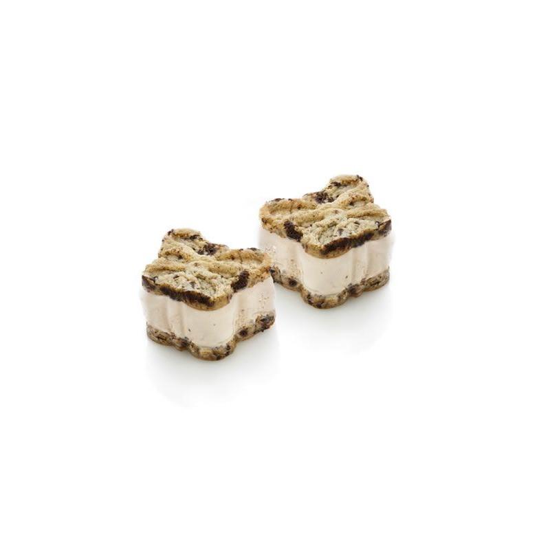 Cortante sandwich o helado mariposa