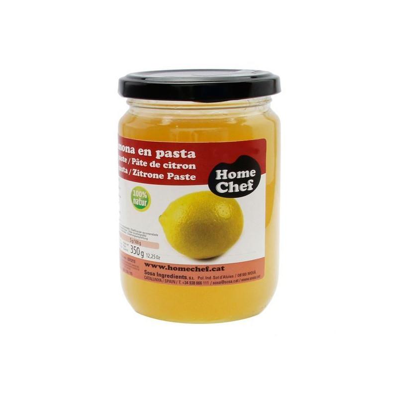 Limón en pasta Home Chef - 350 gr