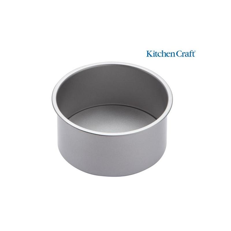 Molde redondo desmoldable 18 cm x 8.5 cm Kitchen Craft