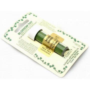 Colorante en polvo Moss Green Blossom Sugarflair