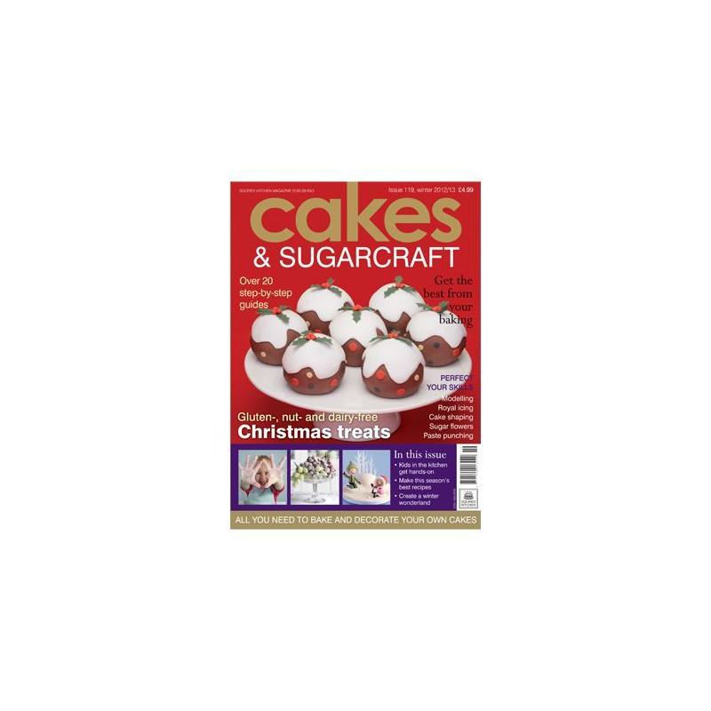 Revista Cakes & Sugarcraft Edición Invierno 2012 Squire Kitchen