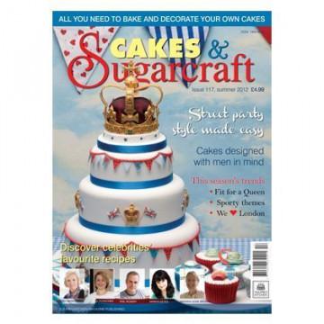 Revista Cakes & Sugarcraft Edición Verano 2012 Squire Kitchen