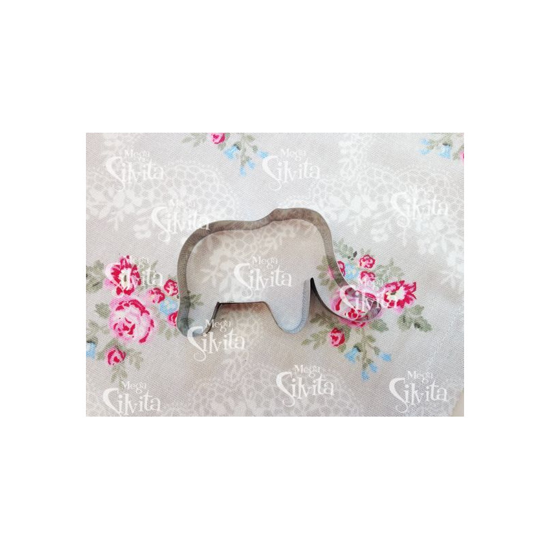 Cortante galleta Elefante Infantil