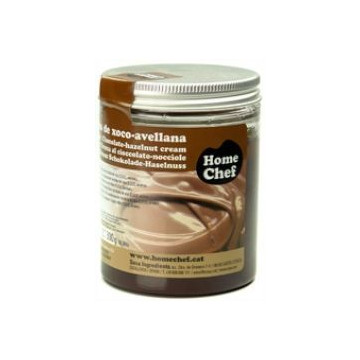Crema de Chocolate con Avellana Home Chef - 160 gr