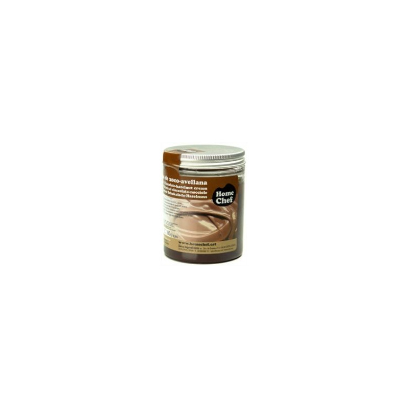 Crema de Chocolate con Avellana Home Chef - 160 gr