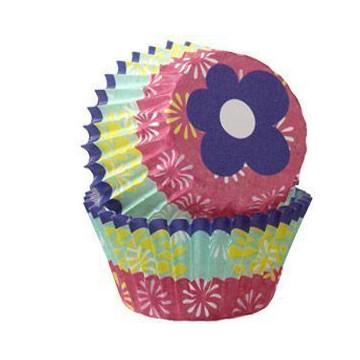 Capsulas mini cupcakes Blossom Wilton