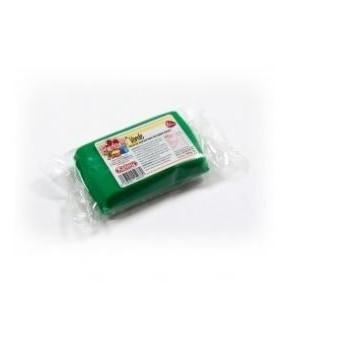 Fondant listo para usar Verde 100gr Kelmy