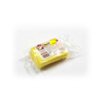 Fondant listo para usar Amarillo Limón 100gr Kelmy