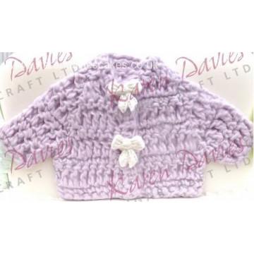 Molde silicona Rebeca de Crochet Karen Davies