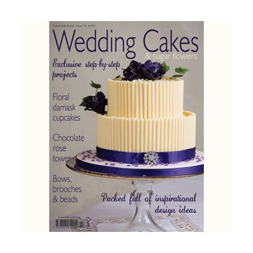 Wedding Cakes & Sugar Flowers Issue 14