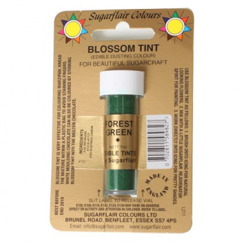 Colorante en polvo Forest Green Blossom Sugarflair