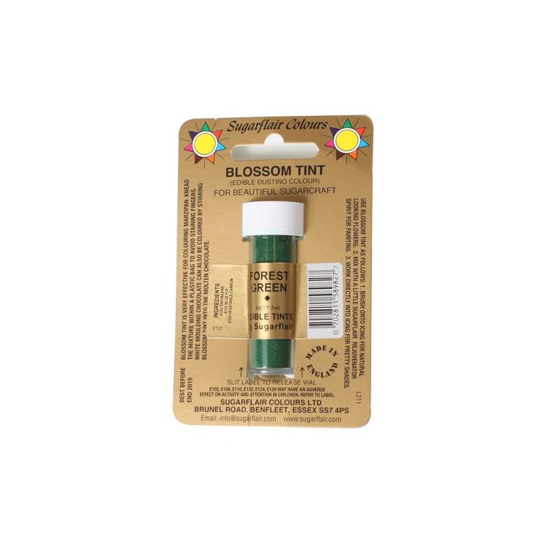 Colorante en polvo Forest Green Blossom Sugarflair