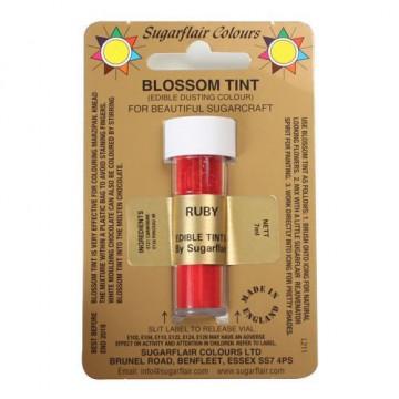 Colorante en polvo Ruby Blossom Sugarflair