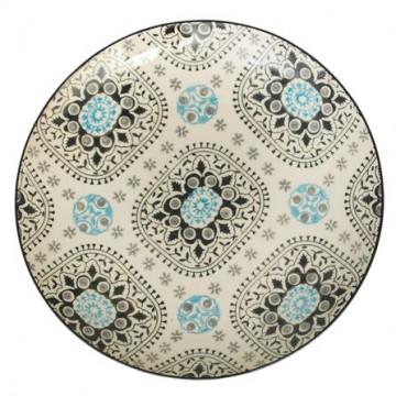 Plato de cerámica Diseño Bilbao