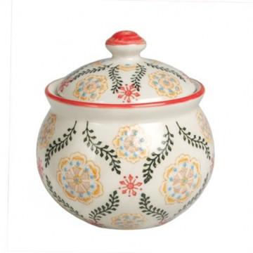 Azucarero de cerámica Diseño Barcelona