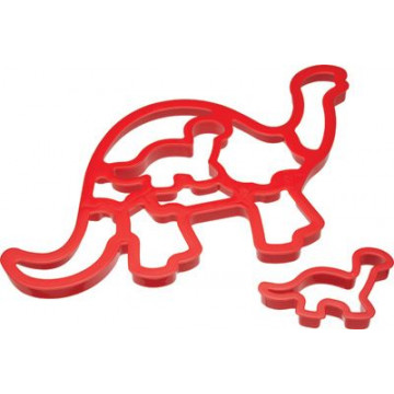 Cortante pack puzzle Dinosaurio Kitchen Craft