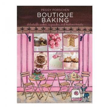 Libro Boutique de Pastelería por Peggy Porschen