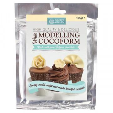 Chocolate Plastico Chocolate Blanco Cocoform SK