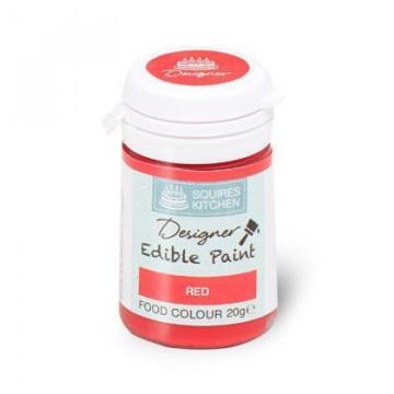 Pintura comestible Edible Paint Rojo SK