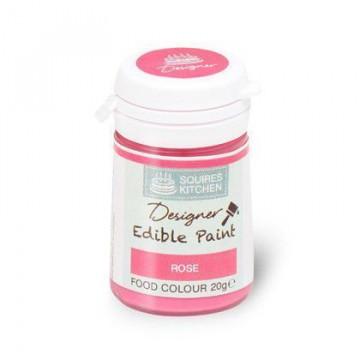 Pintura comestible Edible Paint Rosa SK