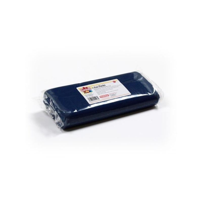Fondant listo para usar Azul Marino 1kg Kelmy