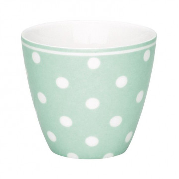 Tazón de leche Naomi Mint Green Gate