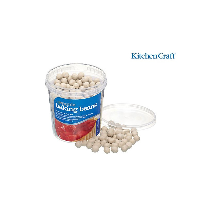 Bolas de cerámica para hornear tartas Kitchen Craft