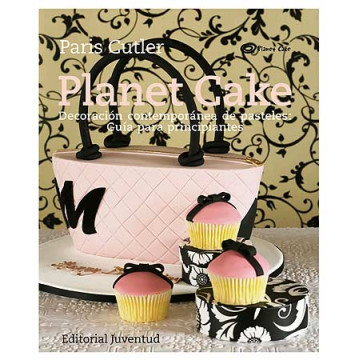 Libro Planet Cake Paris Cutler